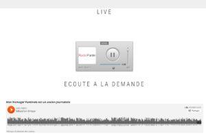 WebRadio Institutionelle